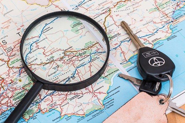 GPS Tracking für das BlackBerry von Skylab